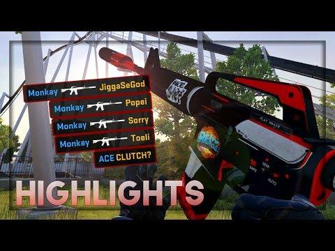 MATCHMAKING HIGHLIGHTS XI - 1080p60fps - German Highlights - CS:GO!