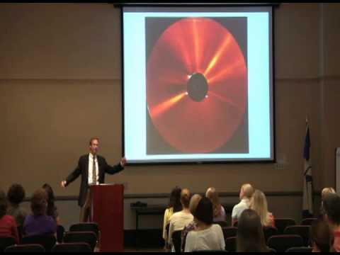 Heliophysics and the Weather in Space - James Klimchuk, NASA Goddard Space Flight Center