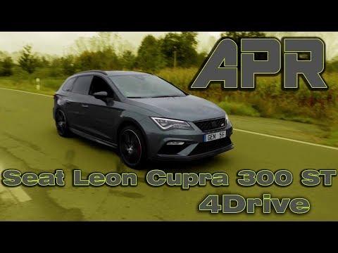 Seat Leon Cupra 300 ST 4Drive - APR Ansaugung | Sound | Zeitenmessung 100-200km/h