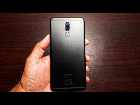 Huawei Mate 10 Lite Fingerprint Scanner Review!