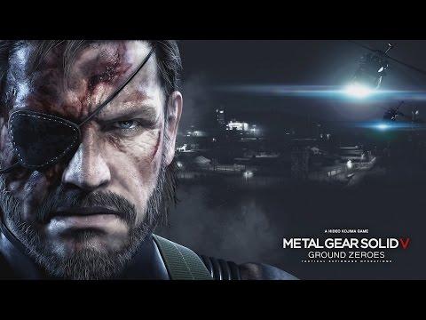 Metal Gear Solid V: Ground Zeroes (Полное прохождение + все аудиокассеты) PS4 Rus