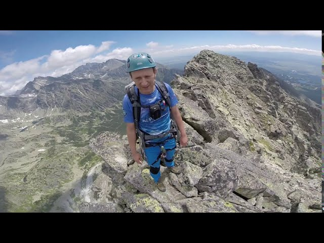 Wspinanie w Tatrach / Grań Baszt - 05.07.2020