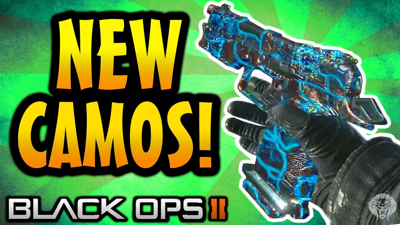 Pack a Punch Camo Black Ops 2 Black Ops 2 New Glowing Pack