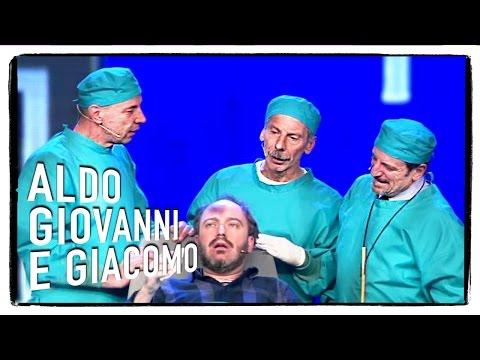 I Dottori - Aldo Giovanni e Giacomo a Zelig 2014