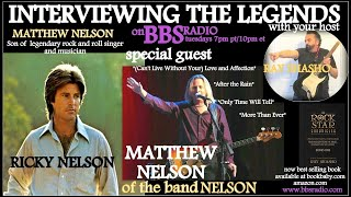 "Matthew Nelson and the real story behind Ricky Nelson's ""Garden Party"""