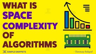 Space Complexity of Algorithms - How to Calculate Space Complexity of Algorithms in Data Structures