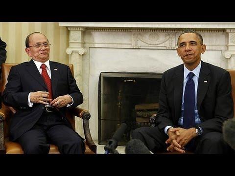 Обама призвал президента