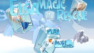 Elsa Magic Rescue Gameplay Walkthrough
