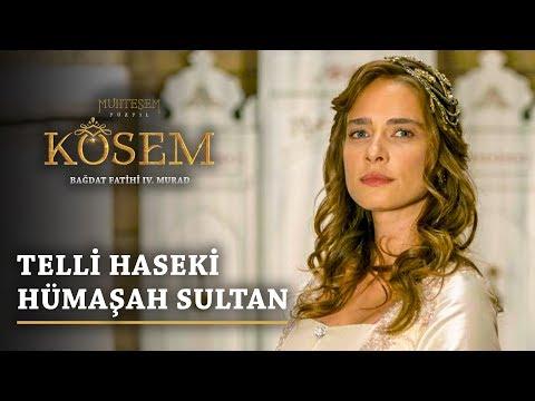 Muhteşem Yüzyıl Kösem - Karakter Teaserı |  Telli Haseki Hümaşah Sultan