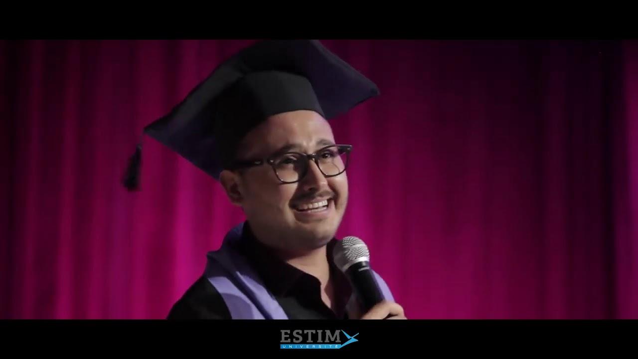 Download Watch   Découvrir cérémonie de remise des diplômes ESTIM Université 2017 2018    Une cérémonie de re