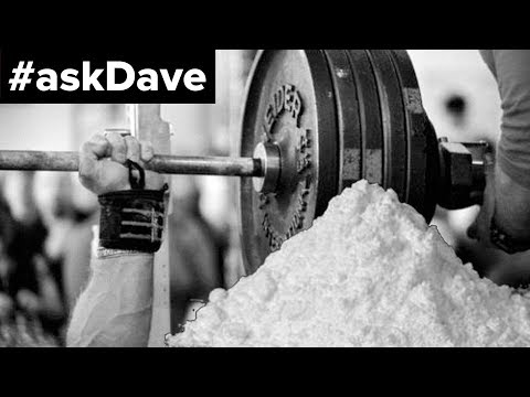 Craziest Pre-Workout Substances? #askDave