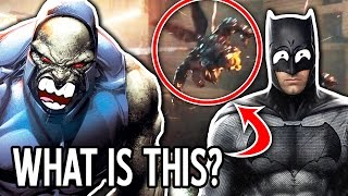 JUSTICE LEAGUE Official Trailer 1 Breakdown and Theories