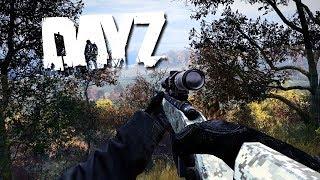 Guardian Sniper helps Survivors... - DayZ