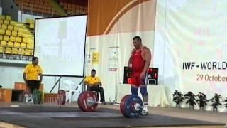 27 Чемпіонат світу з важкої атлетики.
