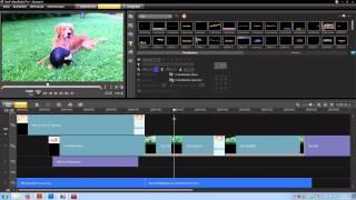 Corel VideoStudio Pro. Урок 03  созданиe фильмов в программе