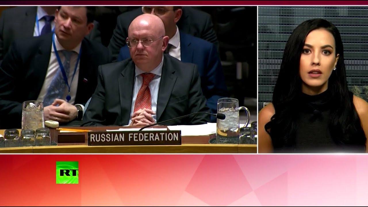 «Спектакль двойных стандартов»: Совбез ООН не принял резолюцию России по Венесуэле