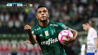 Miguel Borja- Todos os Gols (12) Pelo Palmeiras - 2017-2018- 1080p HD