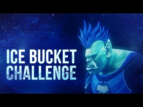видео: ice bucket challenge - Орк-подкастер