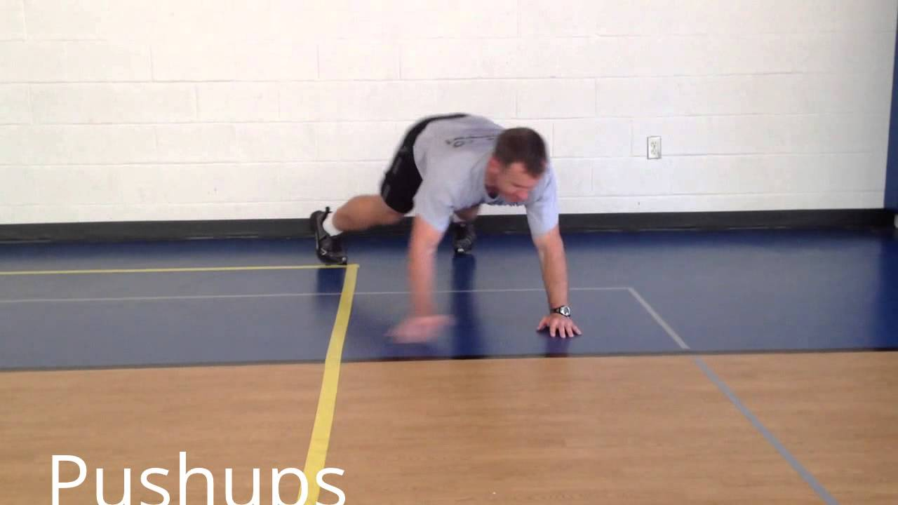 Push-up Push Workout | Military com
