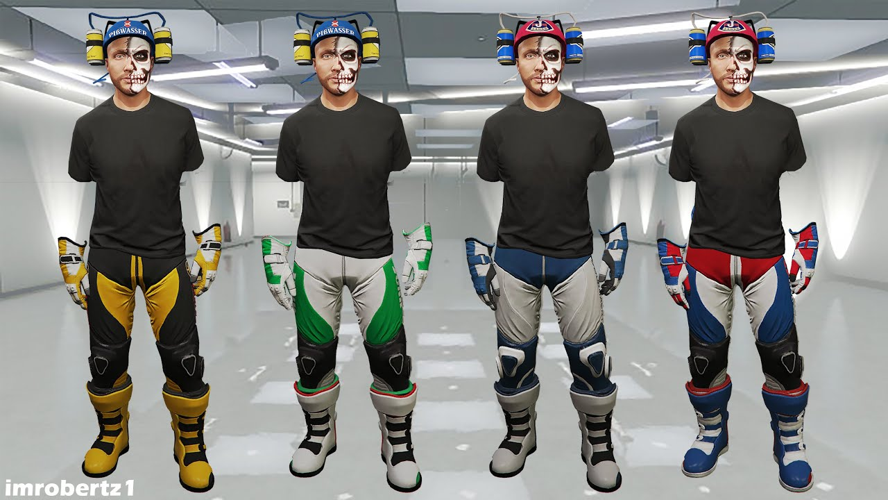 GTA 5 Online - Modded Pants Race Gloves Invisible Body Parts Outfit Glitch! GTA 5 Glitches ...