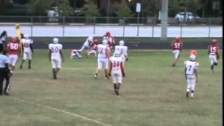 #Amryn Jeffrey Travis High School Freshman QB 2014