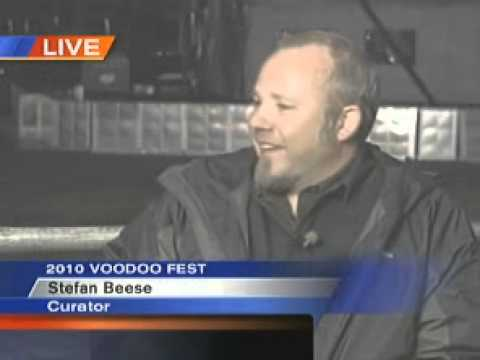 Stefan Beese Fox8 Interview With Festival Architect Stefan Beese Voodoo .