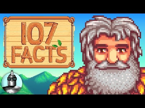 Save 107 Stardew Valley Facts YOU Should Know | The Leaderboard Pics