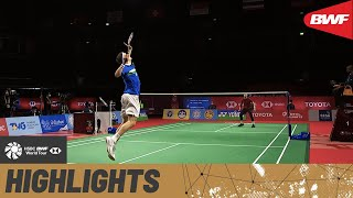 TOYOTA Thailand Open | A battle-hardened Vittinghus versus last week's champion Axelsen