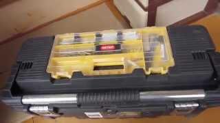 Обзор ящика для инструментов Keter