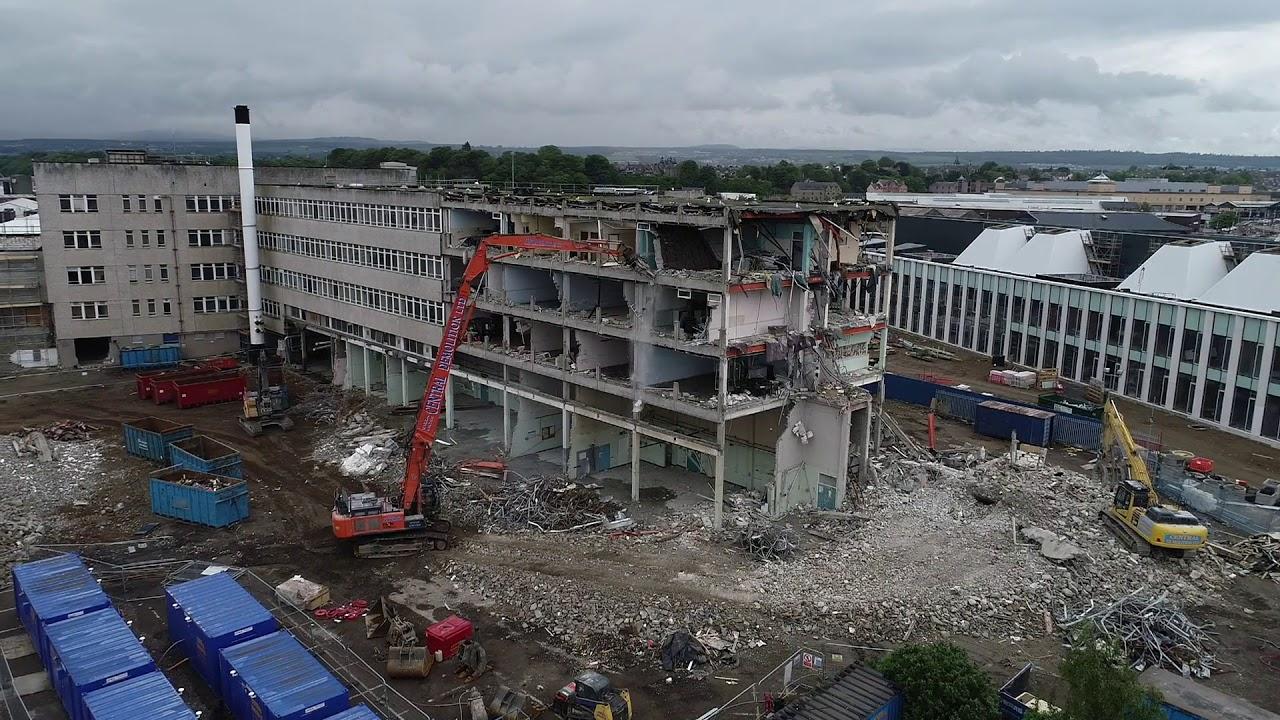 Central Demolition Ltd - Asbestos Removal & Recycling