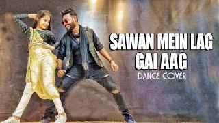 Sawan Mein Lag Gayi Aag Dance Video - Ginny Weds Sunny  Mika, Neha,Badshah   LDG-Studio Choreography