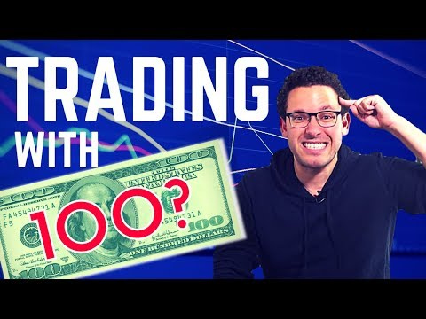 BROKE? How to Get Started Trading Penny Stocks With Just $100