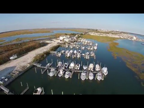Cape May County NJ Marina For Sale