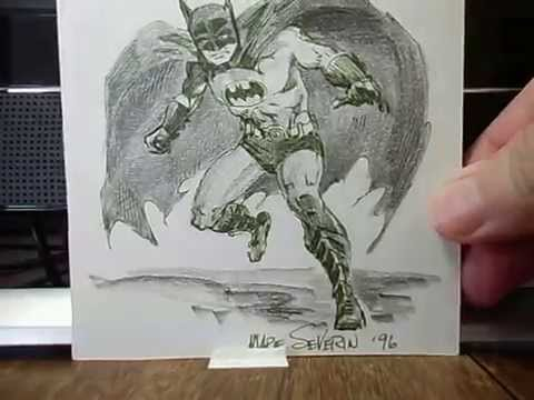 Comic Book Legends Marie Severin Batman