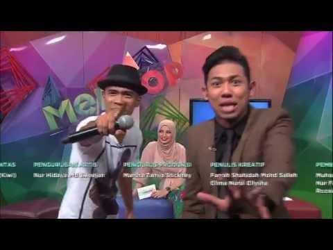 MeleTOP - Persembahan LIVE Waris 'Gadis Jolobu Remix' Episod 102 [14.10.2014]