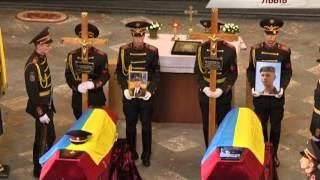 На Западной Украине похоронили еще 11 военных - Чрезвычайные новости, 20.08