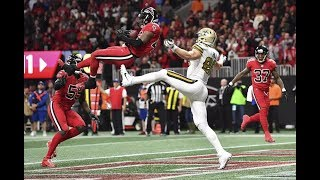 Atlanta Falcons Highlights Vs. Saints 2017 | NFL Week 14 Highlights | #RiseUp