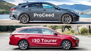Kia Ceed Gt Vs Hyundai I30 Turbo