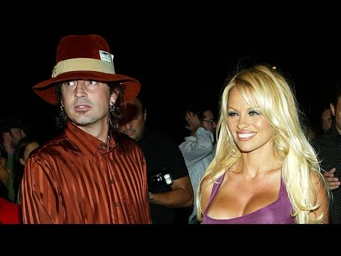 TMZ - Pamela Anderson and Tommy Lee from YouTube · Duration:  19 seconds