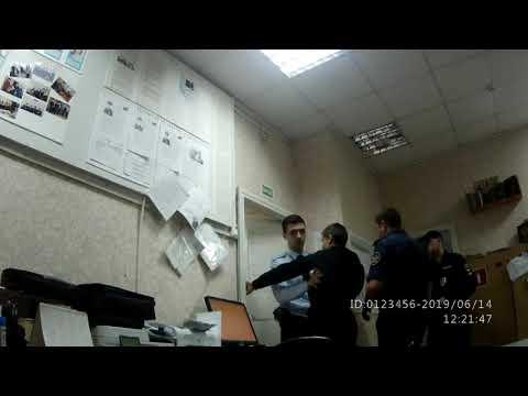 Видео 4 (Беспредел УИИ ФСИН + МВД) г. Кинешма