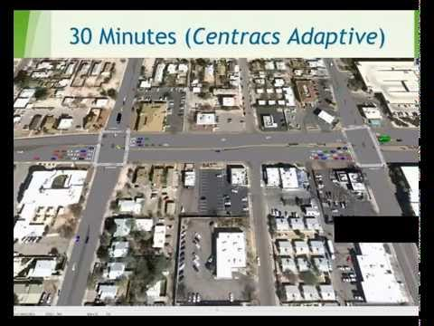 Adaptive Traffic Signals - a Positive Thinking Webinar