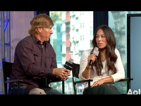 "Chip And Joanna Gaines Discuss Their Book, ""The Magnolia Story"" 