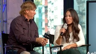 Chip And Joanna Gaines Discuss Their Book,