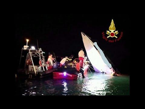 مقتل 3 أشخاص في حادث تحطم قارب بمدينة البندقية الإيطالية…  - نشر قبل 2 ساعة