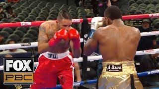 Errol Spence Jr. vs Mikey Garcia Prelims Part I | PBC ON FOX