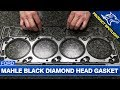 Mahle Black Diamond Head Gasket: 03-10 Ford Powerstroke 6.0L & 6.4L