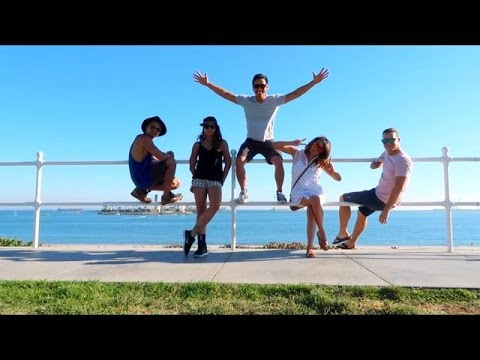 WE ATE THE BEST FOOD IN LONG BEACH!!! Vlog.014 - Sam Pablo