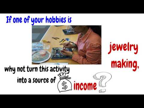 Start A Handmade Jewelry Making Business At Home