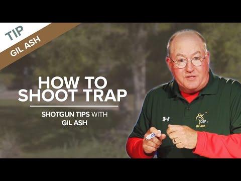 How to Shoot Trap - Shotgun Shooting Tip