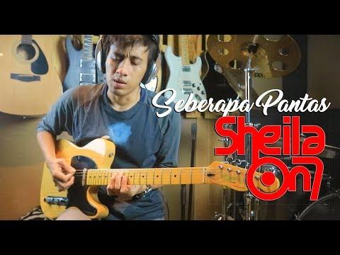 Sheila On7 Seberapa Pantas Tutorial Melodi Very Slow
